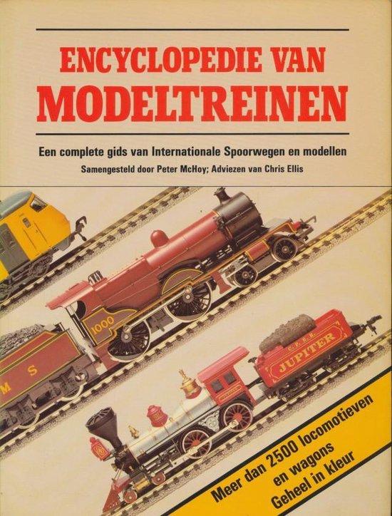 Encyclopedie van modeltreinen - Machoy |