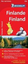 Michelin wegenkaart 754 Finland