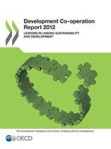 Development co-operation report 2012