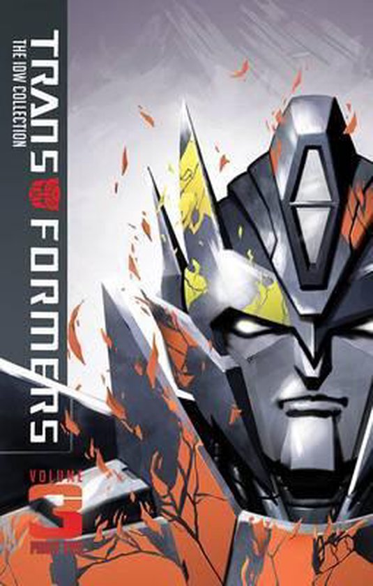 Boek cover Transformers Idw Collection Phase Two Volume 3 van James Roberts (Hardcover)