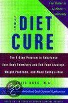 Boek cover The Diet Cure van Julia Ross