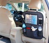 BabyDan De Luxe Autostoel Organizer Voor Tablet - Grijs