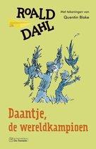 Boek cover Daantje, de wereldkampioen van Roald Dahl (Hardcover)