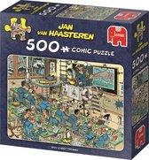 Jan van Haasteren Navy Cadet Training puzzel - 500 stukjes