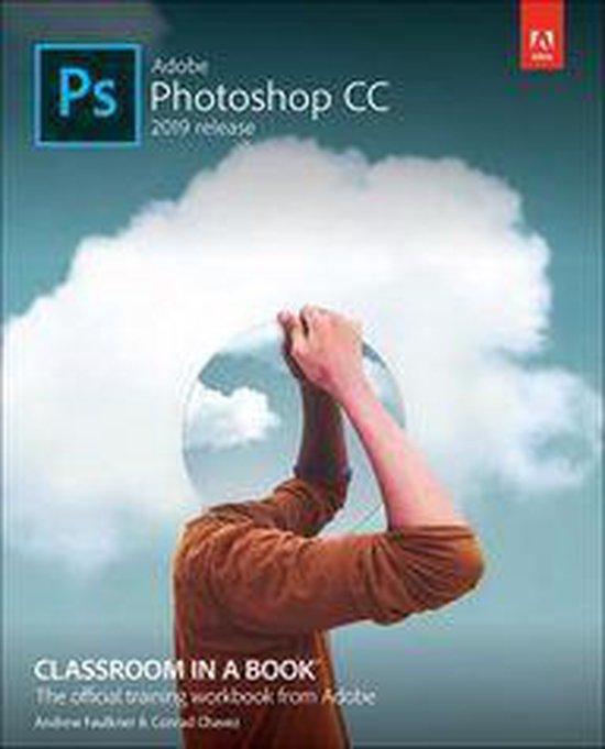 Boek cover Adobe Photoshop CC Classroom in a Book van Andrew Faulkner (Onbekend)