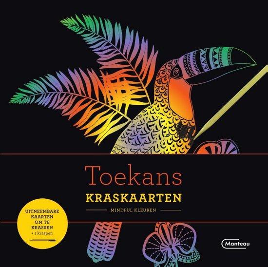 Toekans Kraskaarten - none  