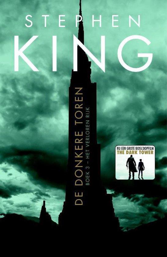 De Donkere Toren 3 - Het verloren rijk - Stephen King |