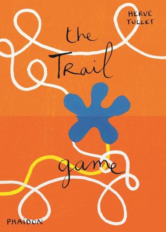 Boek cover Trail Game van Hervé Tullet (Onbekend)