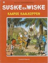 Suske en Wiske 284 - Kaapse kaalkoppen