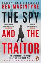 Boek cover The Spy and the Traitor van Ben Macintyre