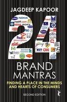 Twenty Four Brand Mantras