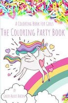 The Coloring Party Book