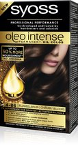 SYOSS Color Oleo Intense 4-86 Fluweelbruin Haarverf - 1 stuk