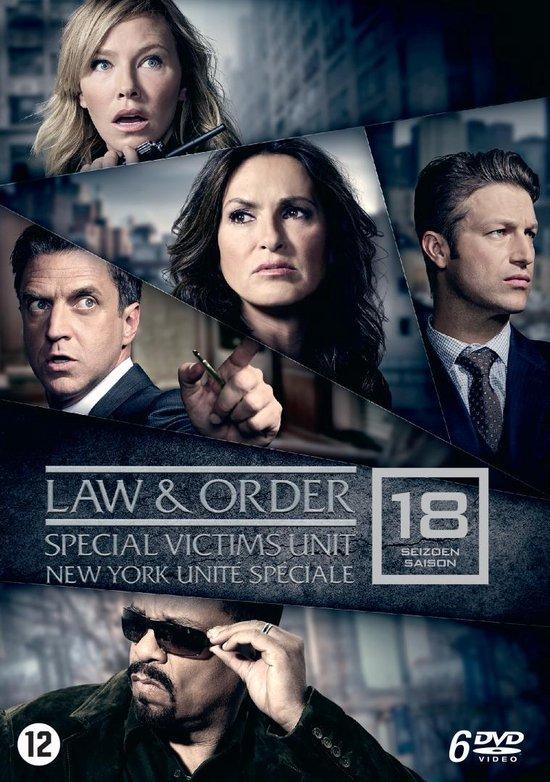 Law & Order: Special Victims Unit - Seizoen 18