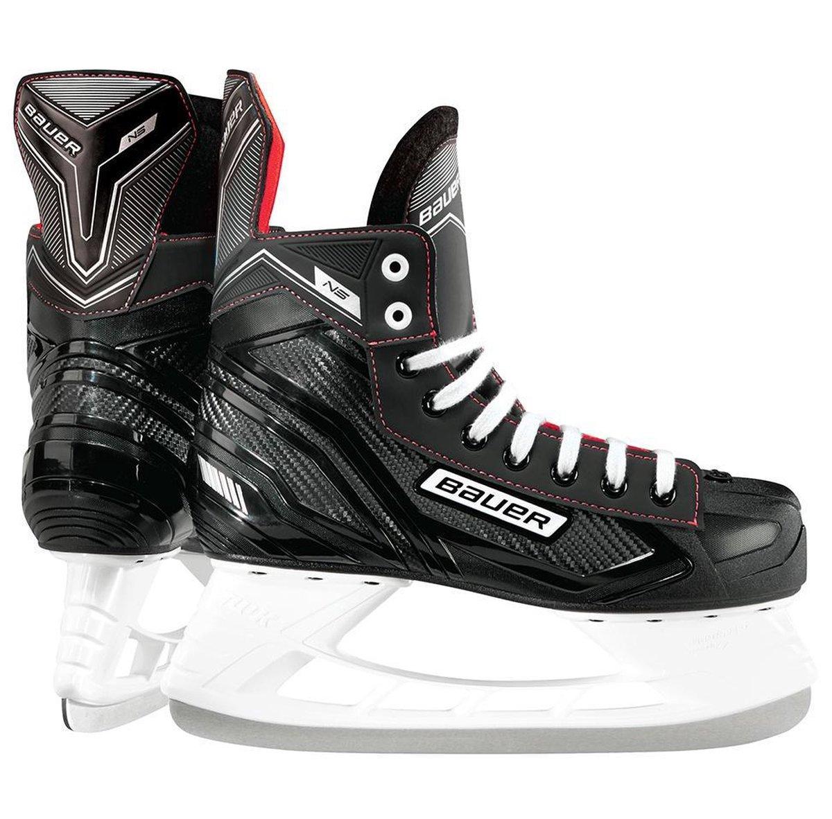 IJshockeyschaats Bauer NS Skate Youth R-Schoenmaat 28