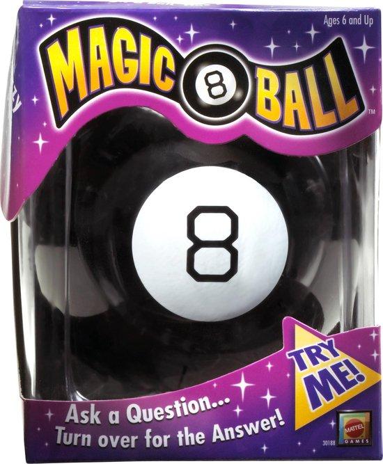 Afbeelding van het spel Magic 8 Ball