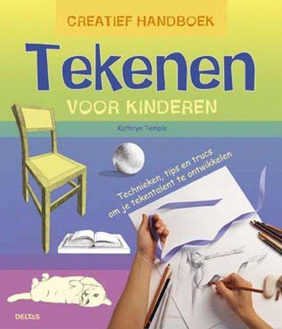 Creatief handboek Tekenen voor kinderen - Kathryn Temple | Fthsonline.com