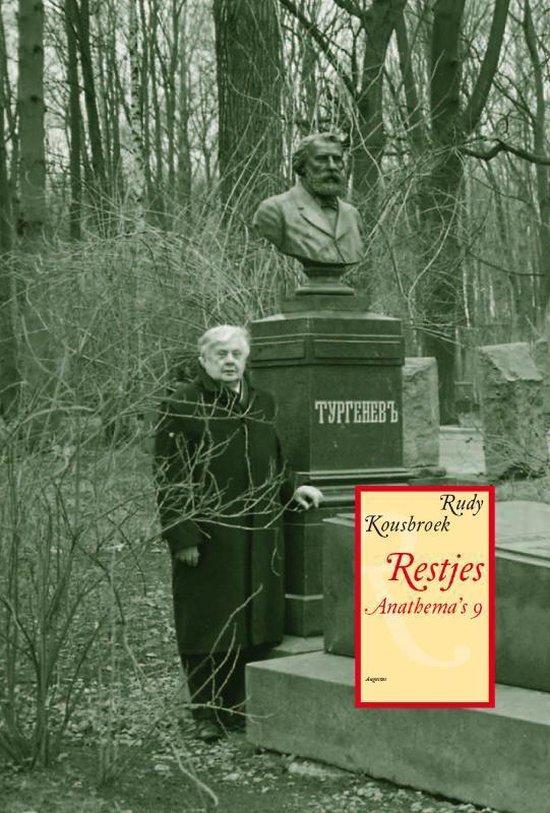 Restjes - Rudy Kousbroek  