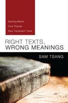 Right Texts, Wrong Meanings