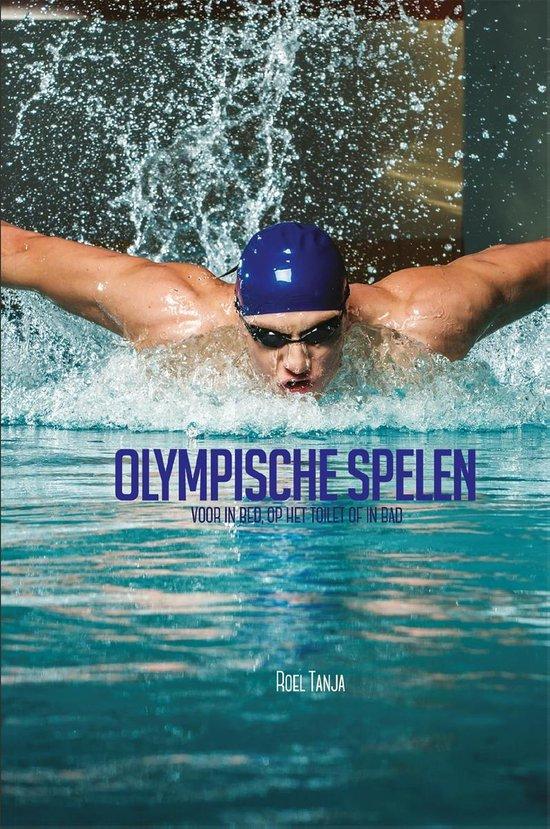 Olympische Spelen voor in bed, op het toilet of in bad - Roel Tanja |