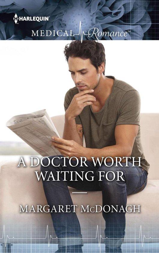 Omslag van A Doctor Worth Waiting For