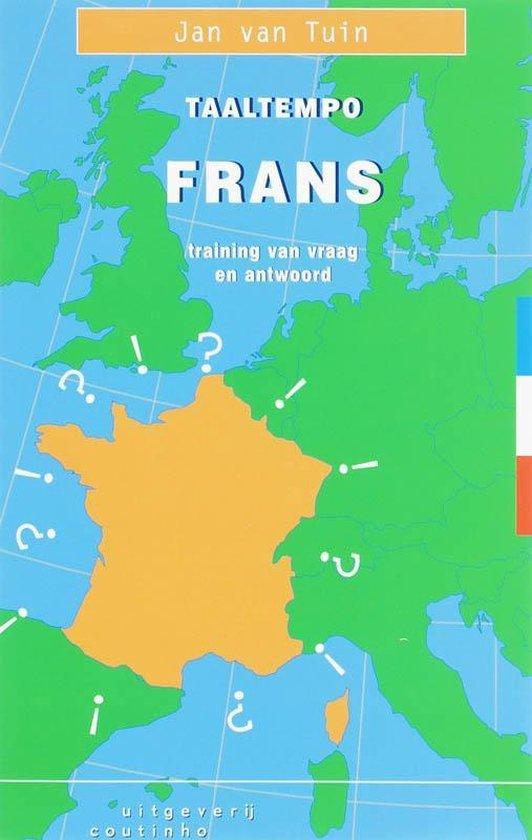 Taaltempo Frans - J. Van Tuin  
