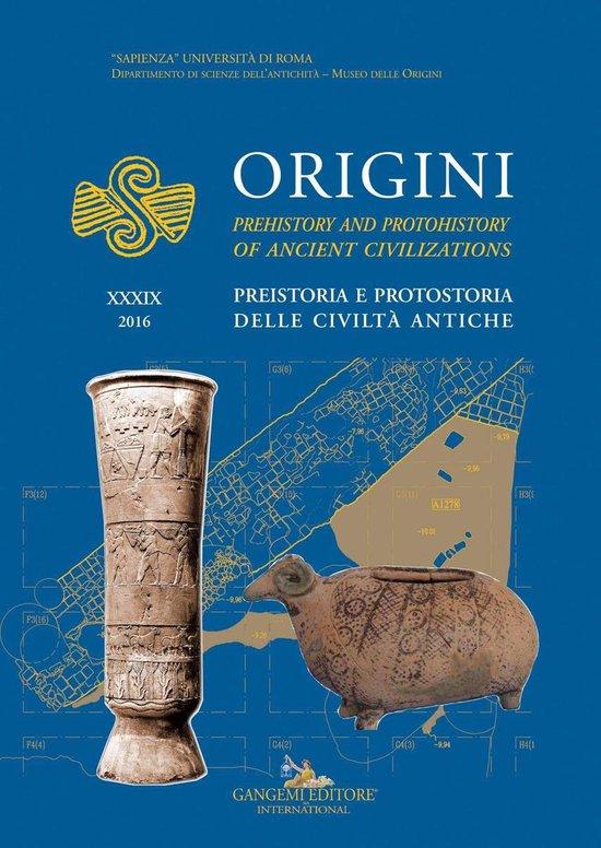 Boek cover Origini - XXXIX van Giorgia Agresti (Onbekend)