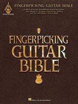 Boek cover Fingerpicking Guitar Bible van Hal Leonard Publishing Corporati
