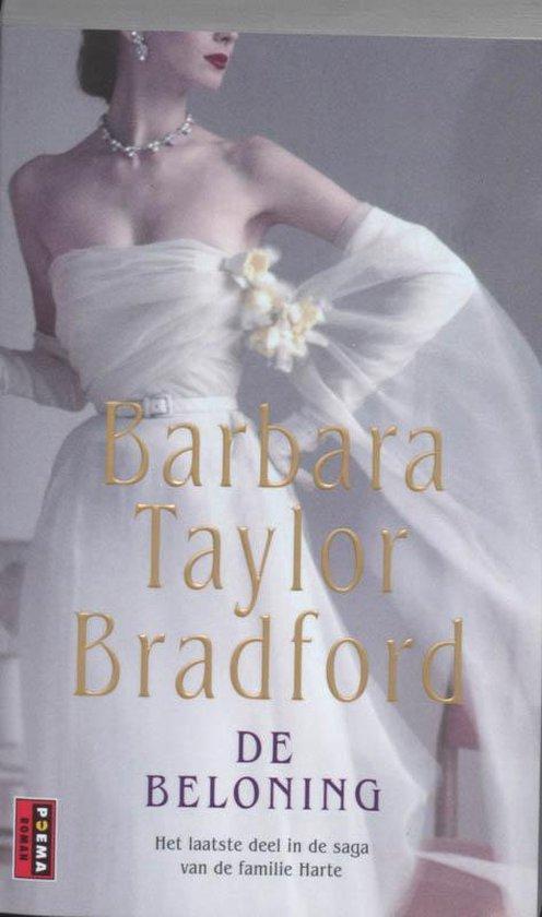 Boek cover De Beloning van B.Taylor Bradford (Paperback)