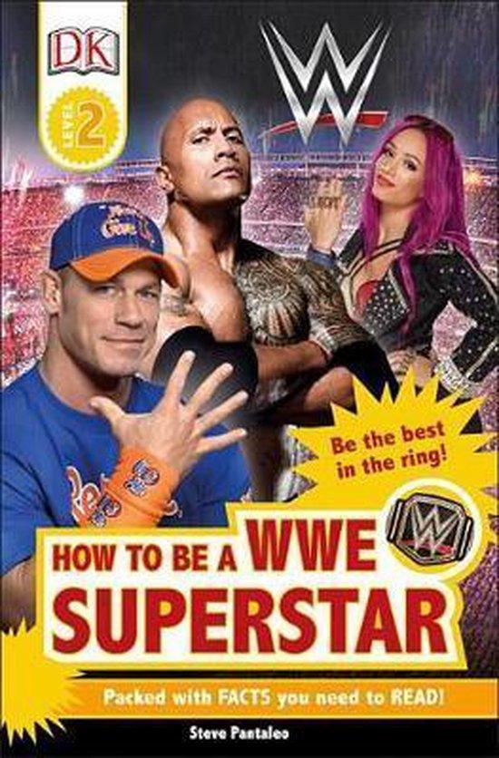 DK Readers L2: WWE