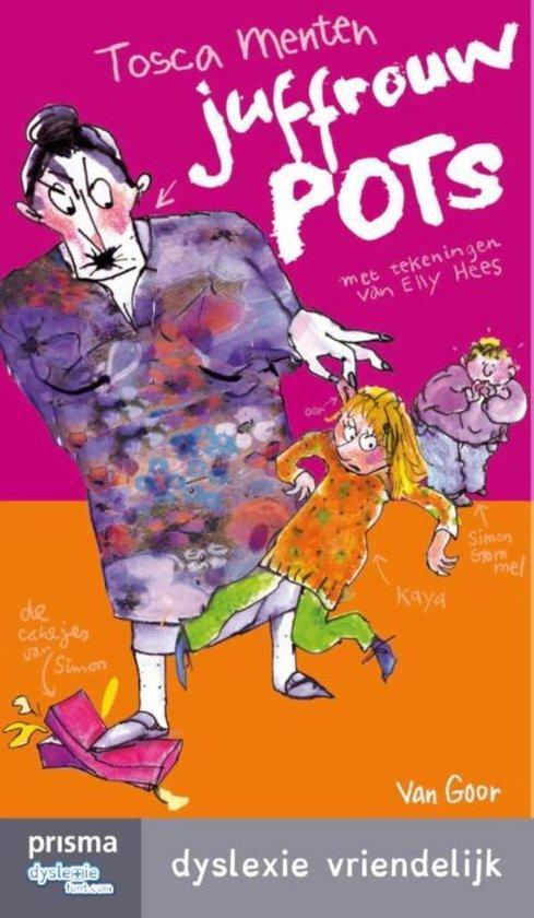 Juffrouw Pots - Tosca Menten  