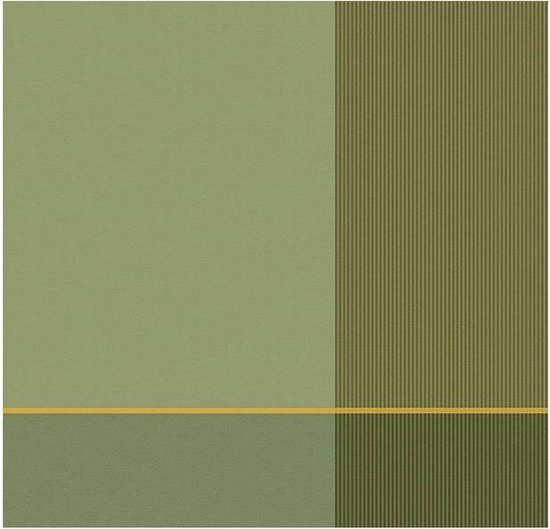 DDDDD Blend - Theedoek - 60x65 cm - Set van 6 - Olive Green