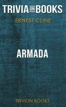 Omslag Armada by Ernest Cline (Trivia-On-Books