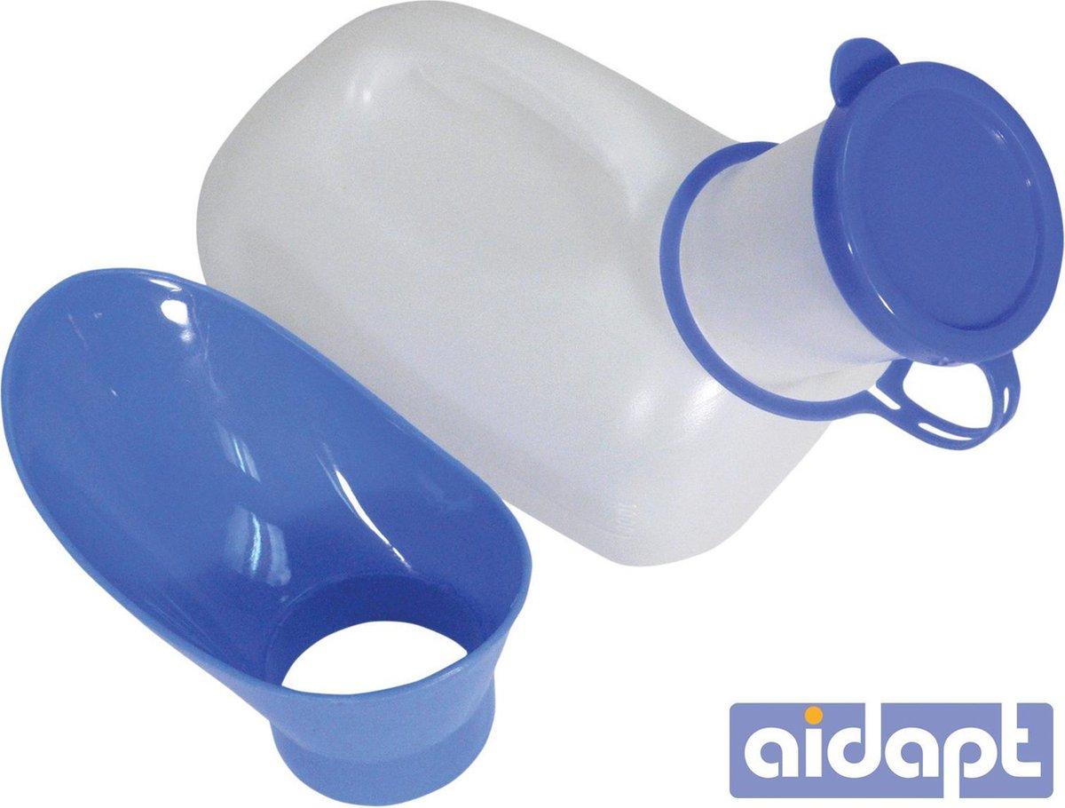 Aidapt urinaal unisex - 1 liter