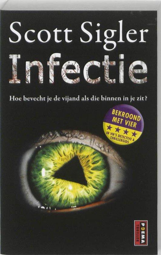 Infectie - Scott Sigler |