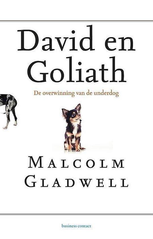 David en Goliath - Malcom Gladwell | Fthsonline.com