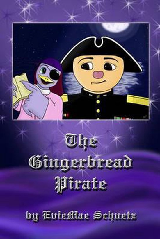 The Gingerbread Pirate