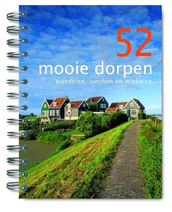 52-serie - 52 mooie dorpen - Ellie Brik |