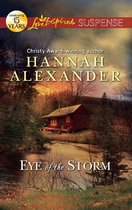 Eye of the Storm (Mills & Boon Love Inspired Suspense)