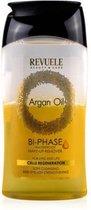 Revuele ARGAN Oil Bi-Phase Waterproof Make-up Remover 160ml.