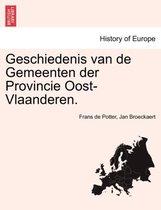 Geschiedenis van de gemeenten der provincie oost-vlaanderen.