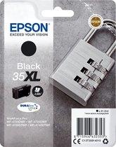 Epson 35XL - Inktcartridge / Zwart