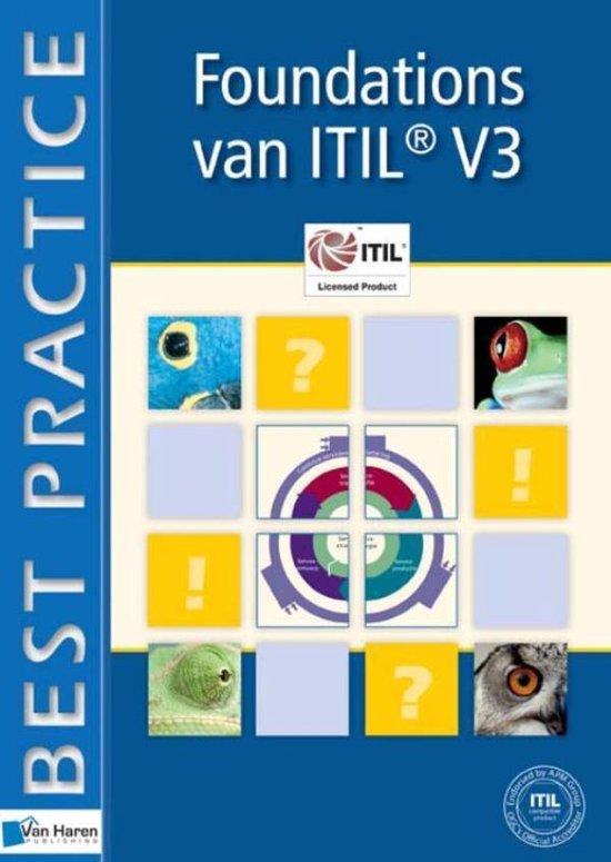Foundations van ITIL® V3 - Jan van Bon pdf epub