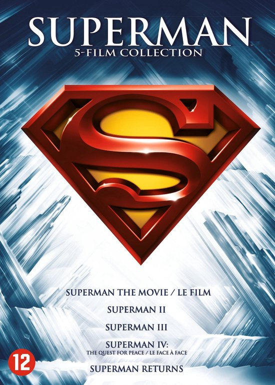 Superman Collection 1-5 (1978 t/m 2006)