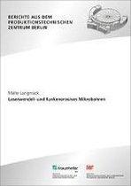 Laserwendel- und funkenerosives Mikrobohren.