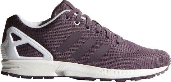 bol.com | Adidas Sneakers Zx Flux Heren Paars Maat 43 1/3