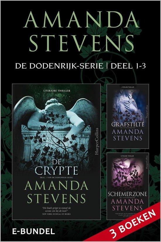 Dodenrijk 1-3 - De Dodenrijk-serie (3-in-1) - Amanda Stevens | Fthsonline.com