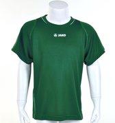 Jako Shirt Fire KM - Sportshirt - Kinderen - Maat 116 - Green;White