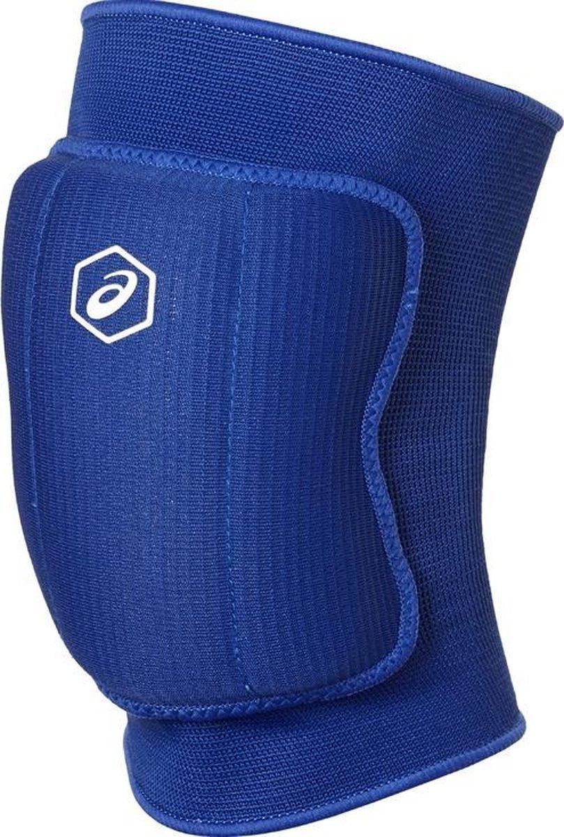 Asics Basic Kneepad - blauw - maat M