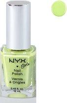 NYX Girls Nail Polish - NGP267 Spring Fling